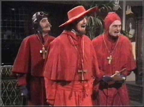The Spanish Inquisition, Drones, and the Obama Administration | Andrew  Holt, Ph.D.
