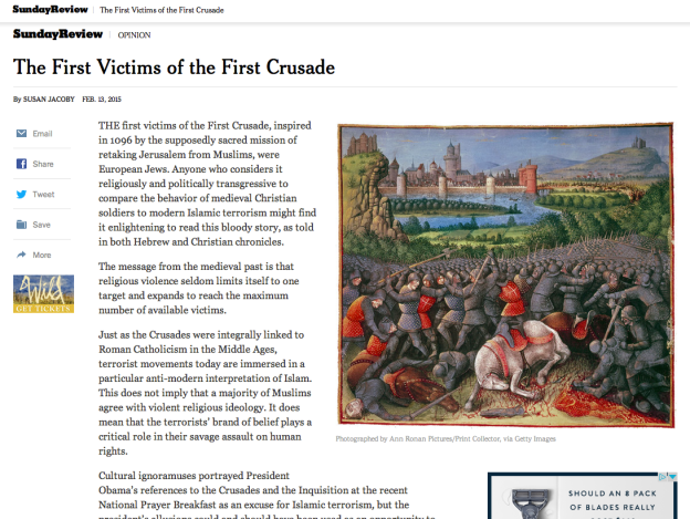 crusades essay conclusion This free history essay on the crusades is perfect for history students to use as an example in conclusion, from a safe distance of many centuries.