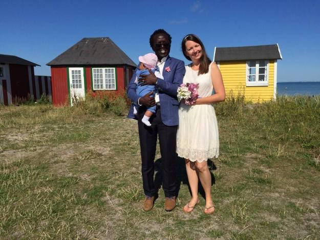 Evans&Wife