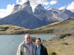 David and Nancy-Bhutan